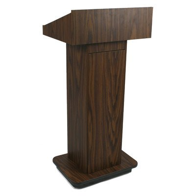 (APLW505WT - Amplivox Executive Column Lectern - non sound)
