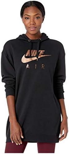 レディース パーカー・スウェットシャツ Nike Sportswear Air Hoodie Oversize [並行輸入品]