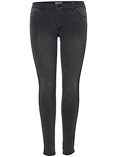 Carmen 32 Mujer 25 Skinny Vaqueros Only Negro Jeans Uwqv88