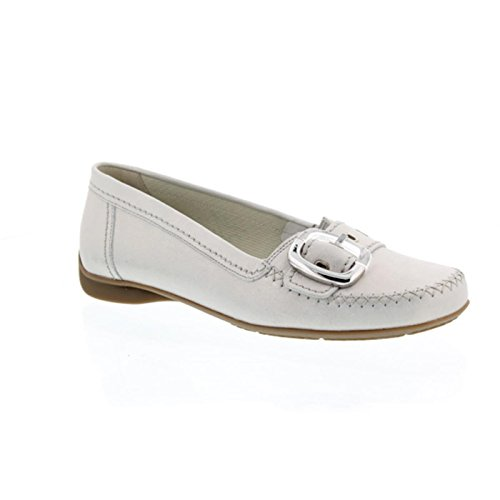 Ladies Gabor Shoes 22521 Silber TQY1H