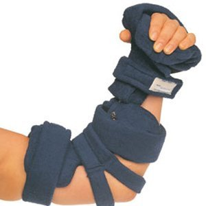 Comfy Combination Elbow-Hand Orthosis (Combination Elbow-Hand Orthosis, w/Full Hand)