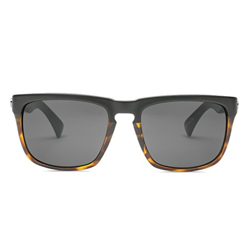 Electric Visual Knoxville Polarized Sunglasses Darkside Tort/OHM Polar - Electrics Sunglasses
