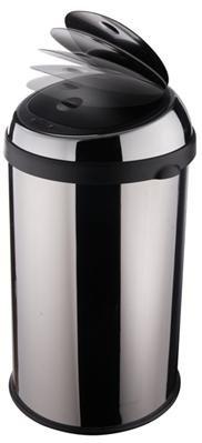 62 Liter Sensor Automatik Push Mülleimer Abfalleimer
