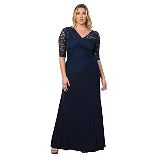 Navy Blue Bridesmaid Plus Size Dresses Amazon