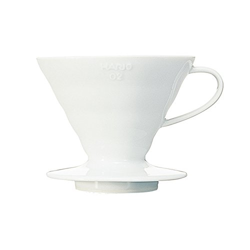 Hario V60 Ceramic Coffee Dripper (Size 02, - Cool Glasses Uk