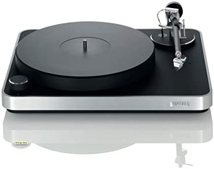 Clearaudio Concept Turntable with Concept MM V2 Cartridge Silver