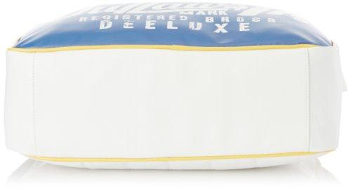 DeeLuxe Outlaw - Bolsa de mensajero Hombre Azul