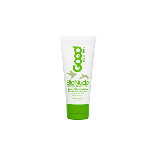 Good Clean Love : BioNude Ultra Sensitive Personal Lubricant, 3 Ounce Tube
