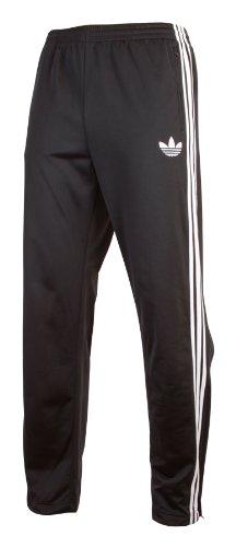 1b81bbe644d6 adidas Herren Trainingshose Firebird XX-Small Mehrfarbig - schwarz weiß