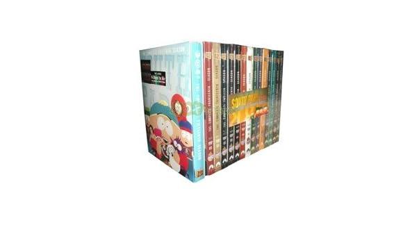 South Park - Complete Seasons 1-15 DVD Sets 1,2,3,4,5,6,7,8,9,10,11,12,13,14,15: Amazon.es: Cine y Series TV