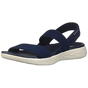 Skechers Women's On-The-go 600-Flawless Sling Back Sandals