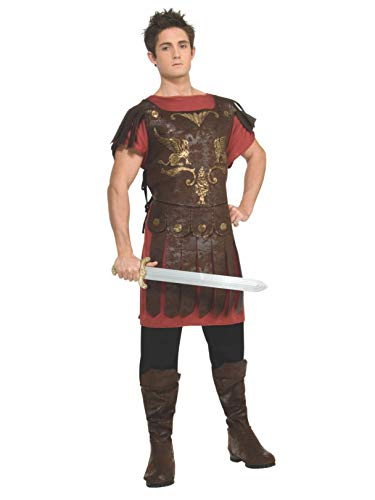 Rubie's Costume Roman Gladiator, Brown, One Size Costume -