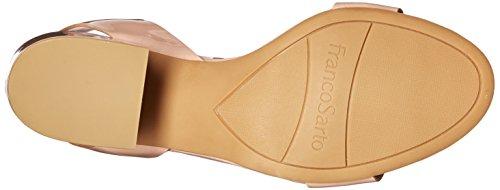 Franco Sarto Kvinnor Marcy Klack Sandal Victorian Rose-patentet
