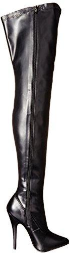 Domina Devious Damen Kurzschaft Stiefel 3000 wFwaqR1