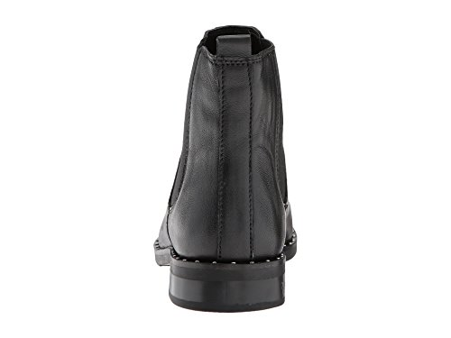 Leather Black Steve Indya Womens Madden F4q7RqI8