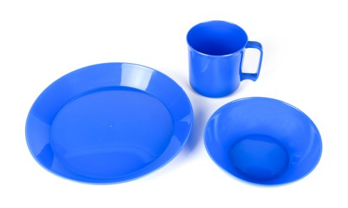 Chinook Acadia Tableware Set (Blue) (Acadia Bowl)