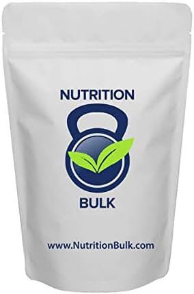 Vitamin C - Nutrition Bulk, Ascorbic Acid, Powder, Crystals, Food Grade, Pure, Resealable Bag, No Fillers. (16 oz)