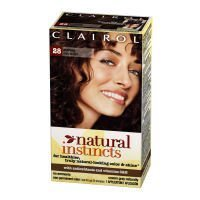 Natural Instincts By Clairol, Hair color, Nutmeg (Dark Brown) #28 - 1 Ea by Clairol
