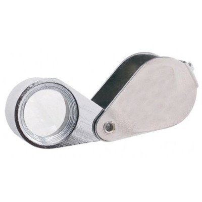 Alvin C792 10x Doublet Loupe with Case
