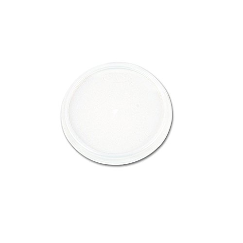 Dart 32JL Translucent Vented Lid - 32 Series (Case of 500) ()