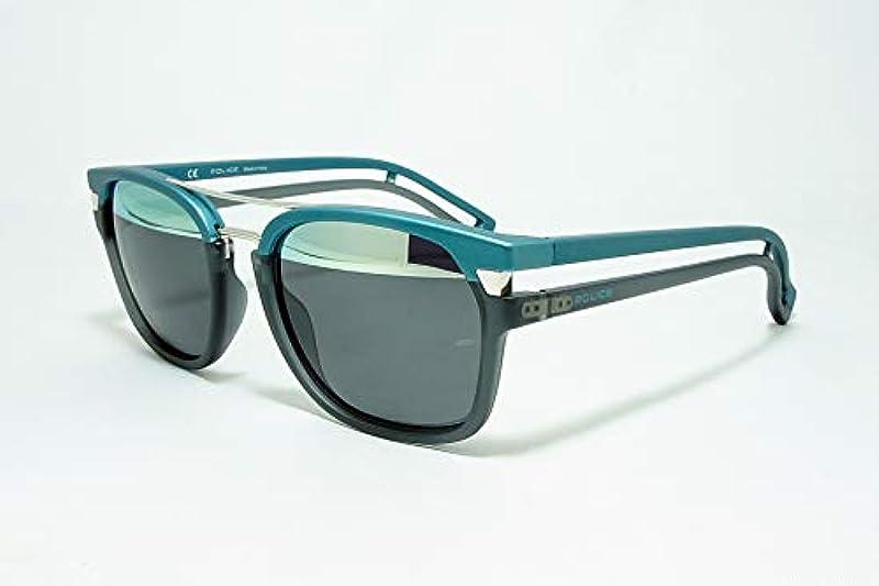 POLICE 선글라스 S1948-NV8H 네이 마르 모델
