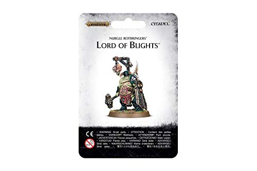 Games Workshop Warhammer Age of Sigmar Lord of Blights Miniature