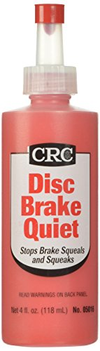 CRC Disc Brake Quiet 05016, 4 Fl Oz