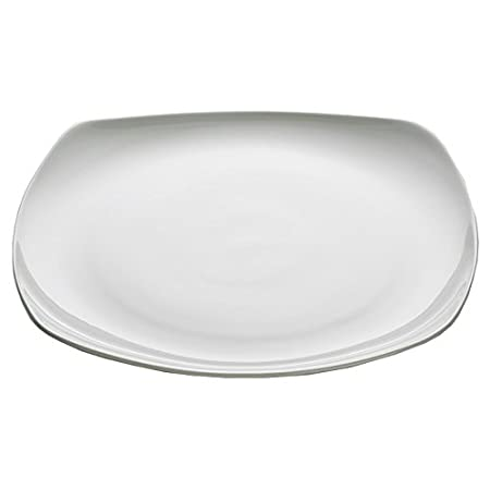 Maxwell u0026 Williams Cashmere Bone China Square Side Plate  sc 1 st  Amazon UK : white square side plates - pezcame.com