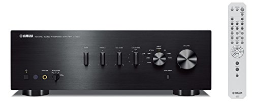Yamaha S501BL Natural Integrated Amplifier