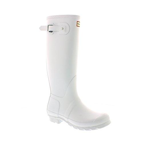 Jägare Kvinna Original Tall Regn Boot White