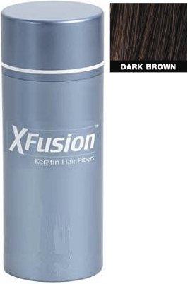 X-Fusion, brun foncé, once 0,98