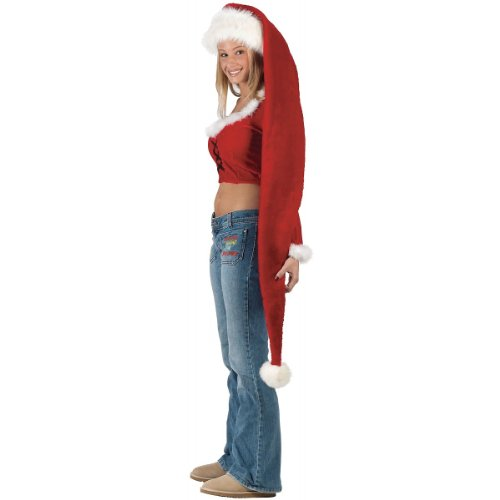 Fun World Costumes Women's Adult Long Santa