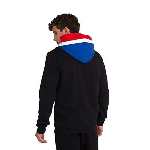 N°2 Hoody Sportif Coq Bbr Tri Le Black Lf AYUTwf