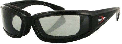Bobster Photochromic Invader Sunglasses - Black/Tinted Lens