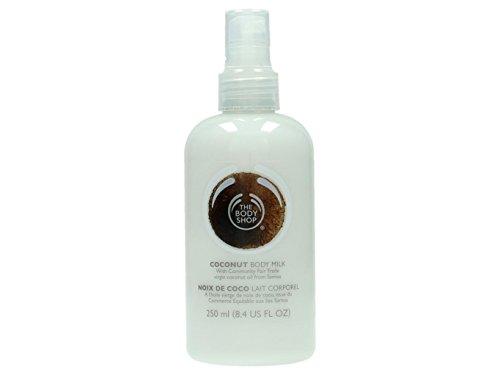 The Body Shop Coconut Nourishing Body Milk, Paraben-Free Body Lotion, 8.4 Fl. (Coconut Milk Lotion)