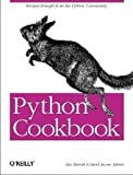 Python Cookbook 2nd (second) edition Text Only