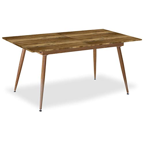 Table Extensible Chêne Scandinave Betty Intensedeco À 6 8 ARL4j35q