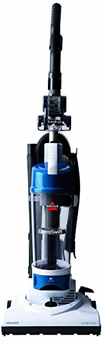 [Bissell LIGHTWEIGHT Vacuum Cleaner with All NEW Cyclonic Technology and Rotating Turbo-Brush Tool Included] (Rotating Brushes Vacuum)