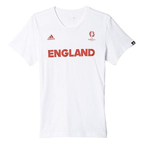 Adidas Selección Inglaterra Oficial Para De Camiseta Hombre OOBxqr