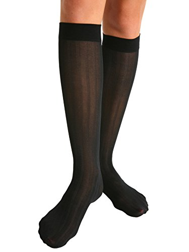 Berkshire Trend Trouser Sock 6588, Black, One-Size