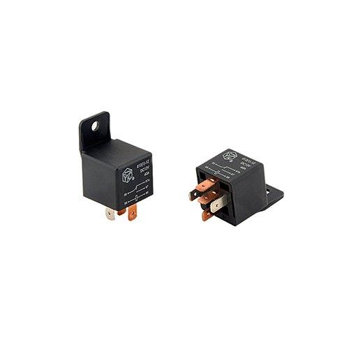 (MTC VP786 / 1214764 Fuel Pump Relay (5-Pin 12V 30A, Volvo models))