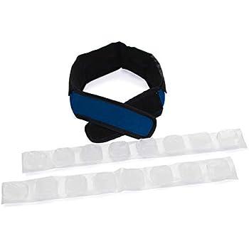 FlexiFreeze Cooling Collar, Navy Blue