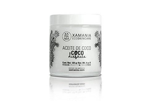Xamania - Aceite De Coco Orgánico - Coco Coco