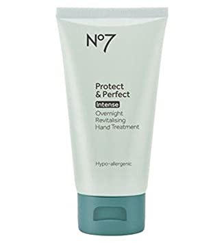 No7 Protect Perfect Intense Overnight Hand Treatment 75ml