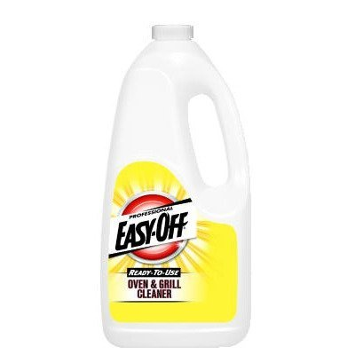 Easy-Off 80689 6/64 oz Professional Oven and Grill Cleaner Ready To Use by Easy Off