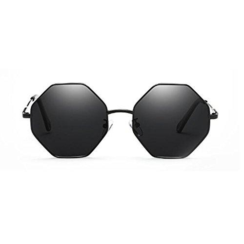 QZ Ultralight 4 Beat Vintage Espejo Travel Gafas Fashion Color Light Decorativa Polarized 1 Street Personalidad Sol UV400 de Beach Anti Movimiento HOME Reflective de r7vwrF