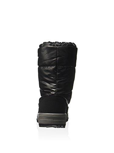 Eu Pour Trezeta Bottes 38 Femme Noir I7Ixvq64