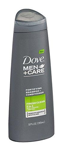 Dove Shampoo 2in1 Fresh Clean
