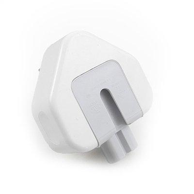 UK AC ADAPTER Wall Plug Duckhead for Apple MacBook iPad Power Charger, Import UK