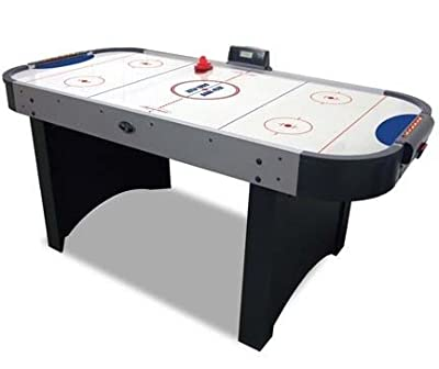 DMI Sports HT250 6-Foot Table Hockey with Goal Flex 80 Technology